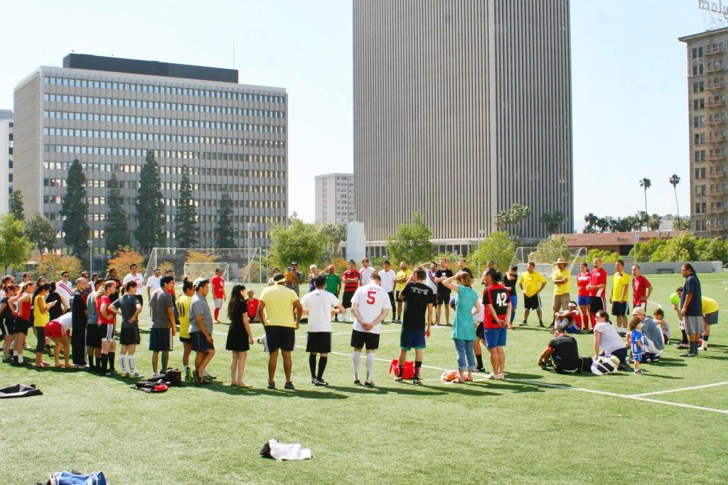 Copa Comunidad IV (Los Angeles, 2013)