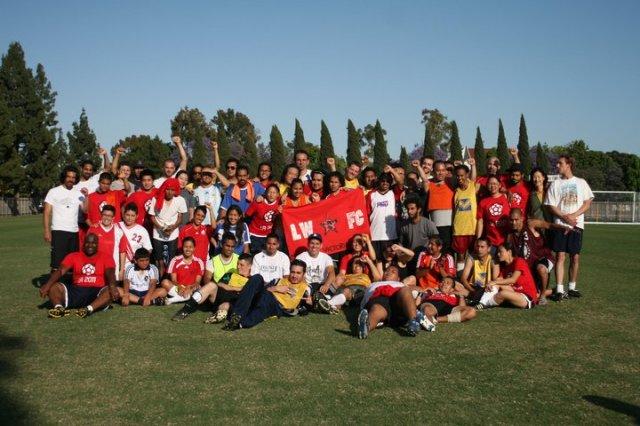 2nd Annual Copa Comunidad 2011: USC, Los Angeles, CA